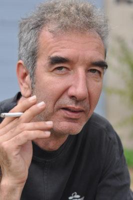 Cedric Fabre, portrait d'auteur