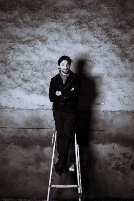 portrait auteur Raphael Martin