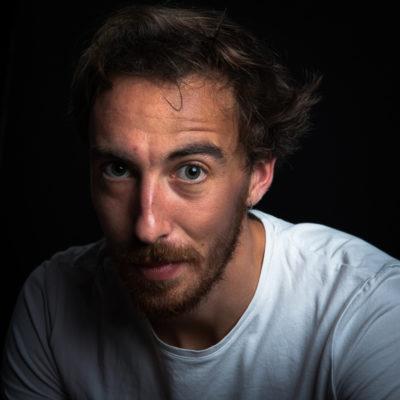 Portrait Lucas Bouissou